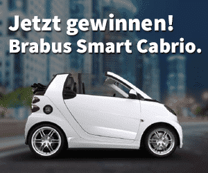 Brabus Smart Gewinnspiel