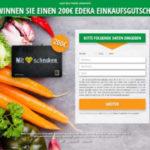 Edeka Gewinnspiel